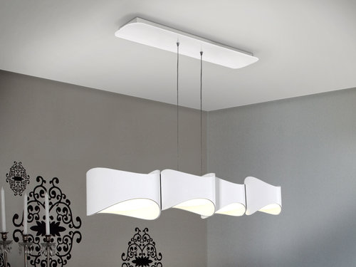 LAMPARA 4L LED LIDIA BLANCO SCHULLER